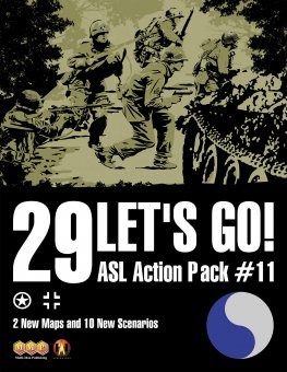 ASL Action Pack #11 - 29 Let's Go!