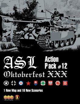ASL Action Pack #12 - Oktoberfest XXX