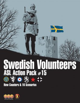 ASL Action Pack #15 - Swedish Volunteers