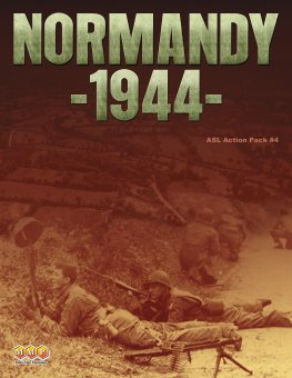 ASL Action Pack #4 - Normandy 1944