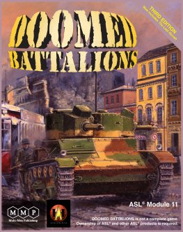 Doomed Battalions 3rd Edition