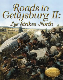 Roads to Gettysburg II: Lee Strikes North